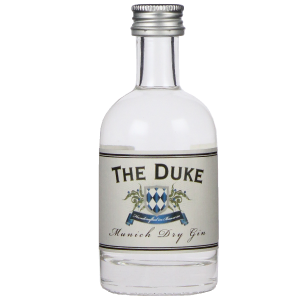 The Duke Munich Dry Gin Miniatures 0,05L