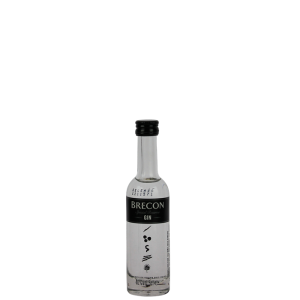Brecon Special Reserve Gin Miniatures 0,05L