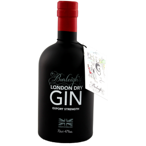 Burleigh's London Dry Gin Export Strength 0,7L