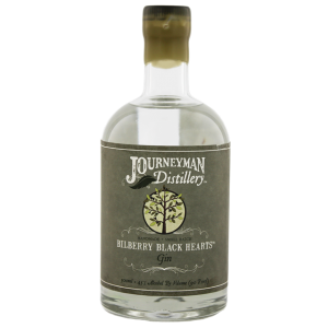 Journeyman Bilberry Black Hearts Gin 0,5L