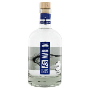 Marlin 42 London Dry Gin 0,5L