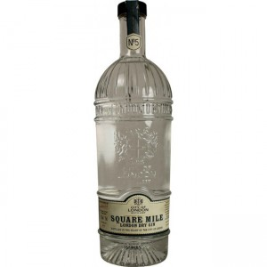 City of London Square Mile London Dry Gin 0,7L