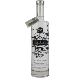 Zephyr Black Gin 0,75L -US-