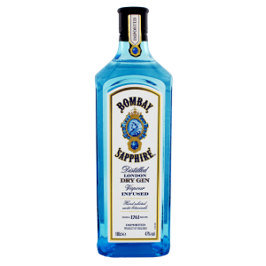 Bombay Sapphire Laverstoke Mill Imagine What You Can 1,0L + Loupe