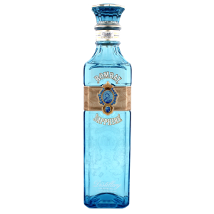 Bombay Sapphire Laverstoke Mill Limited Edition Decanter 0,7L -GB-