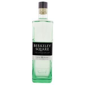 Berkeley Square Limited Still No. 8 Release Gin 0,7L