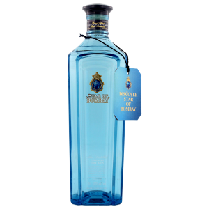 Bombay Star of Bombay Gin 1,0L