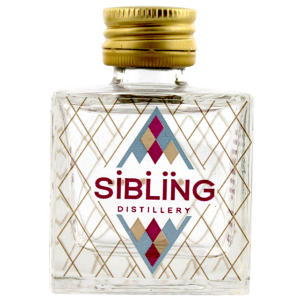 Sibling Triple Distilled Gin Miniatures 0,05L