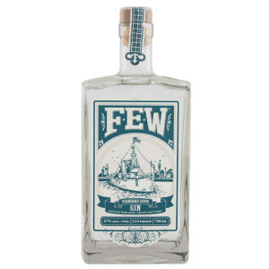 FEW Standard Issue Navy Strength Gin 0,75L -US-