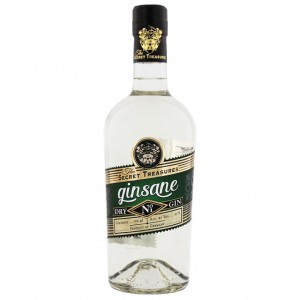 The Secret Treasures Ginsane Dry Gin 0,7L